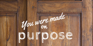 Identity Project #2: You Were Made For His Glory
