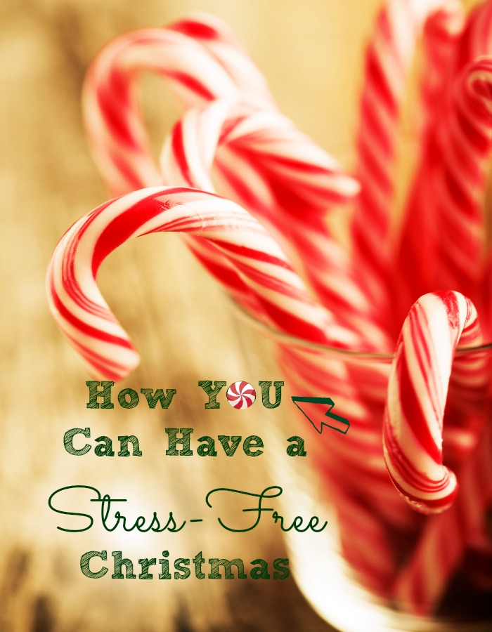 Christmas CAN be Stress-Free