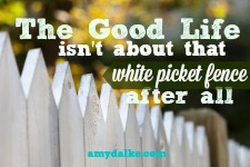 What is the Good Life Anyway?