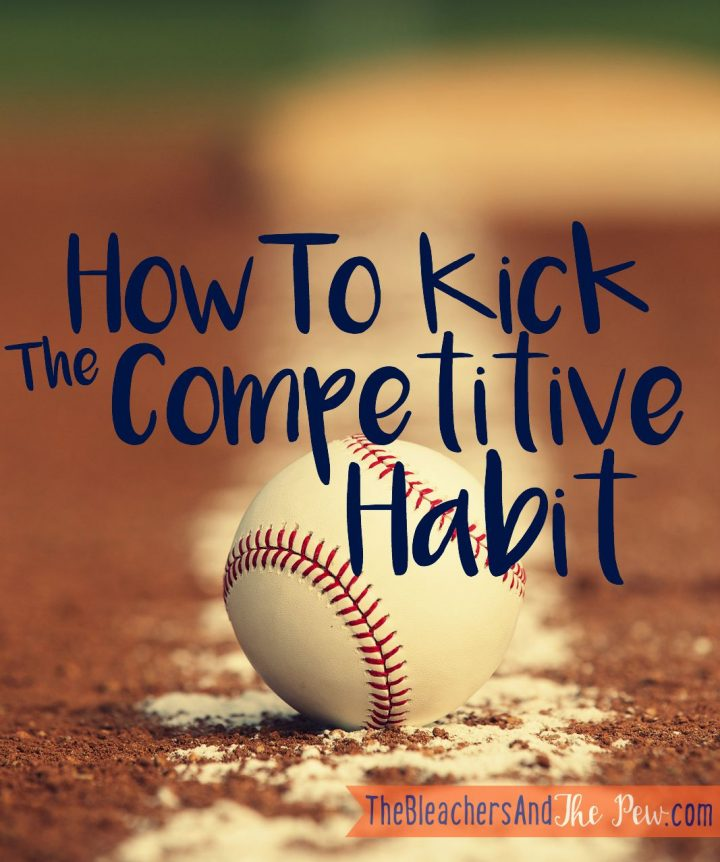 What drives your competitive stress over kid sports? This article helps you uncover the source AND gives you a #1 Chill-The-Heck-Out Solution.