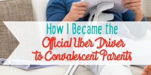 Official Uber Driver to Convalescent Parents
