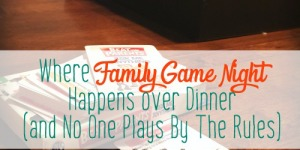 Dalke Diaries #37: Family Game Night