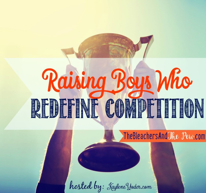 Are you raising an athlete? What if I could help you raise one who redefines competition? If you're game, come with me...